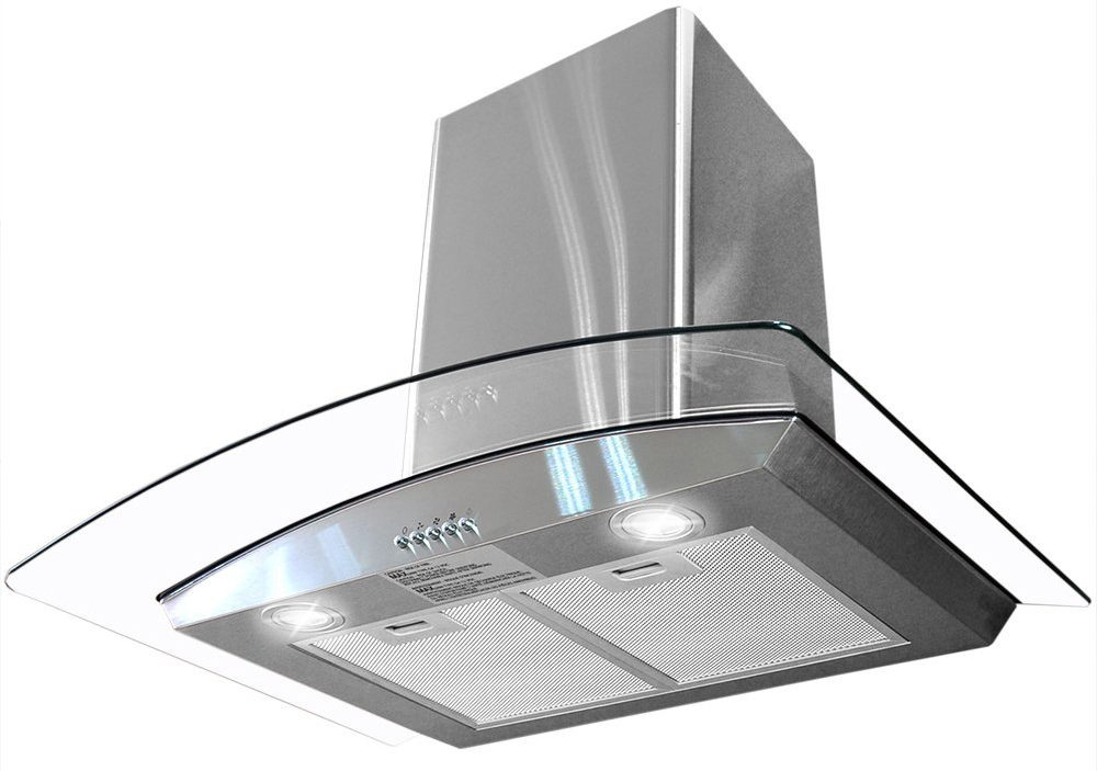 Stove Top Hoods ~ Top best range hoods review in