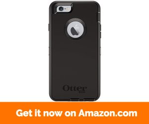 OtterBox Defender Series Case for Apple iPhone 6 - Black