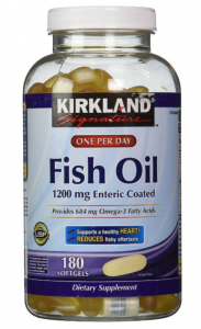 Kirkland Signature Fish Oil