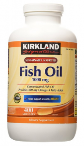 Kirkland Signature Fish Oil Concentrate