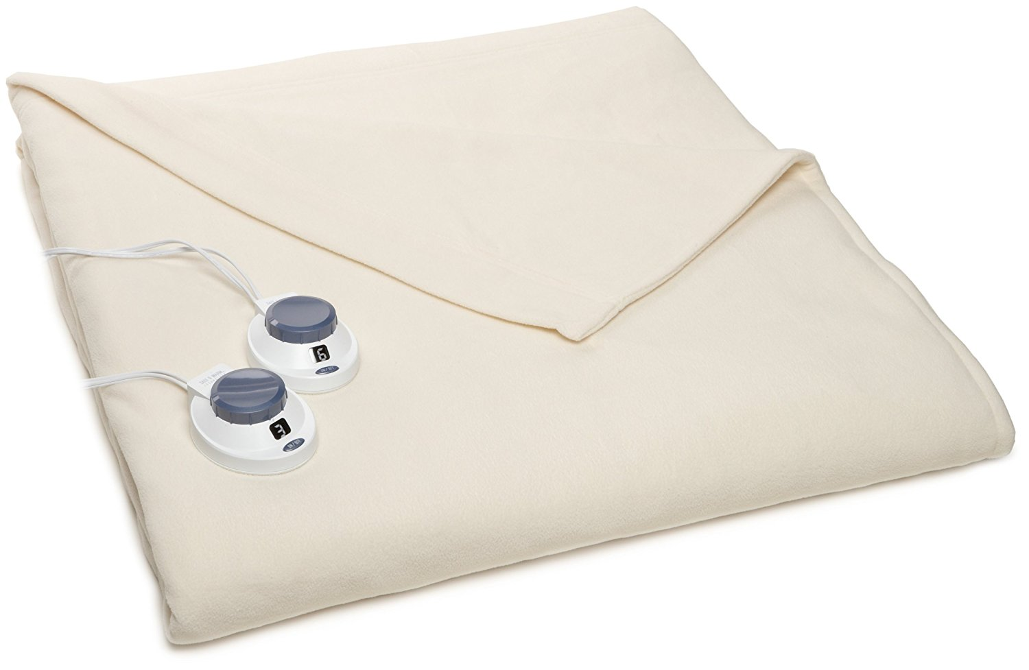 Soft Heat Micro-Fleece Electric Heated Blanket