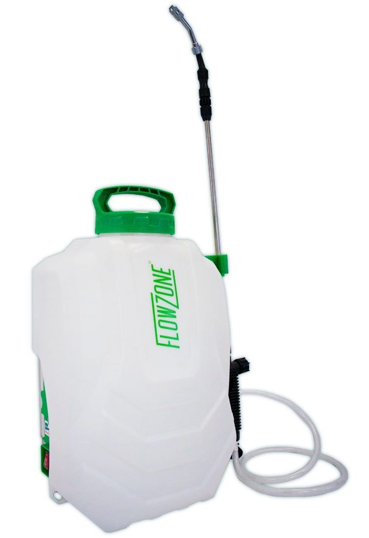 4-Gallon Multi-Use Continuous-Pressure 18V_2.6Ah Lithium-Ion Backpack Sprayer
