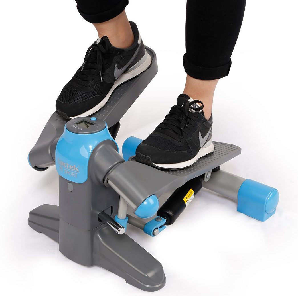 FP1 Exercise Mini Stepper Machine Mini Twister Step Elliptical Trainer