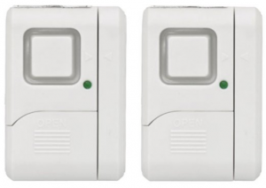 GE Personal Security Window:Door Alarm (2 pack), 45115