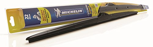 Michelin 8522 Stealth Ultra Windshield Wiper Blade with Smart Technology, 22""