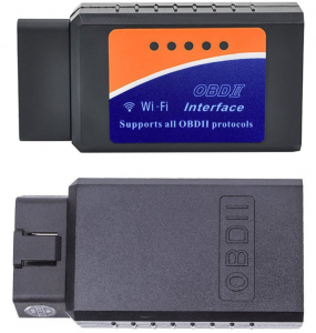 OBD2, LOLLDEAL OBD WIFI, Compatible OBDII Car Diagnostic Scan Tool, OBD2 Scanner for Car, Scanner Adapter Check Engine, Diagnostic Tool for IOS & Android