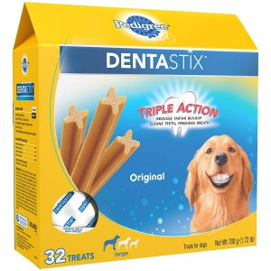 Pedigree Dentastix Dog Dental Treats Original Flavor