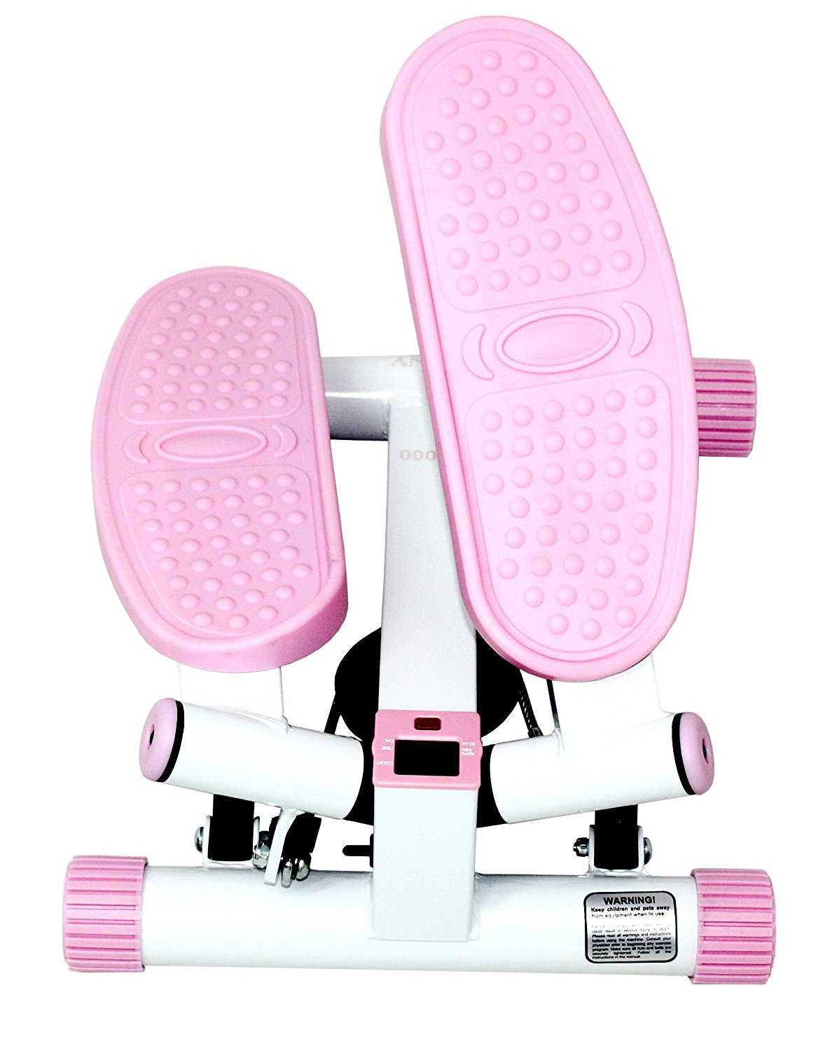 Sunny Health & Fitness Adjustable Twist Stepper