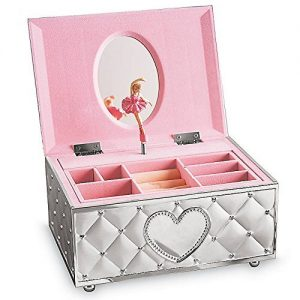 Lenox Childhood Memories Ballerina Jewelry Box