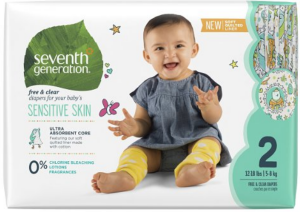 Seventh Generation Baby Diaper