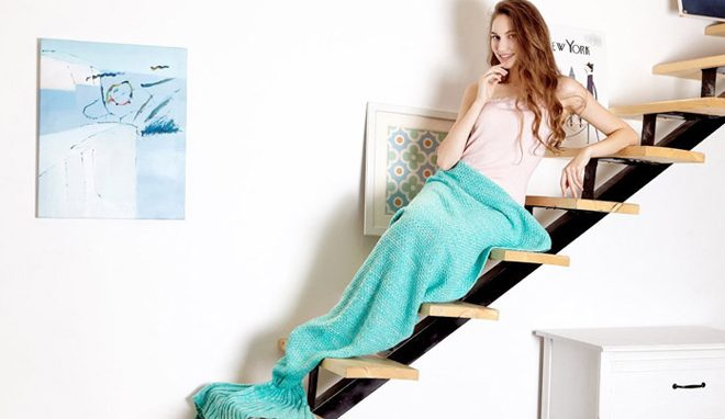 Best Mermaid Tail Blankets For Adults In 2018 - A Complete Review