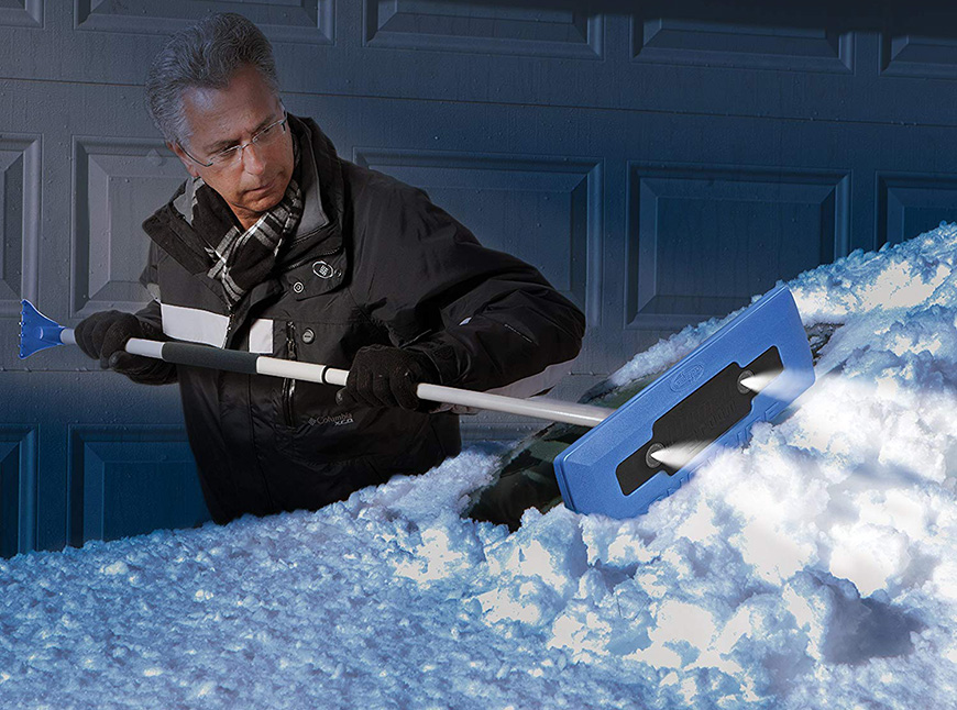 Best Snow Brushes For Cars - Scrape the Ice Off