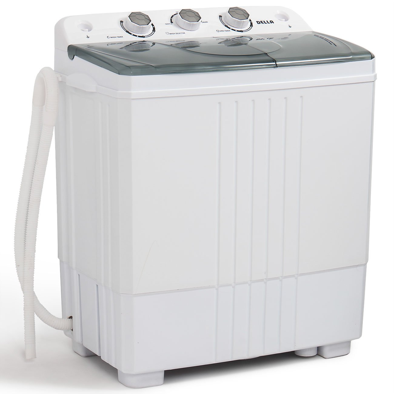 Della Small Compact Washing Machine