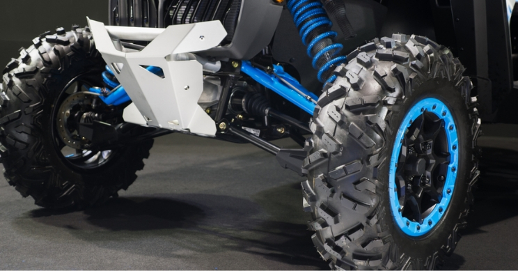 ATV Tires for Rocky Terrain