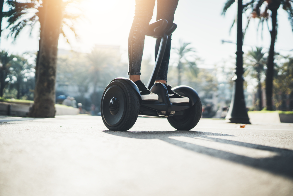 Self Balancing Scooters & Hoverboards