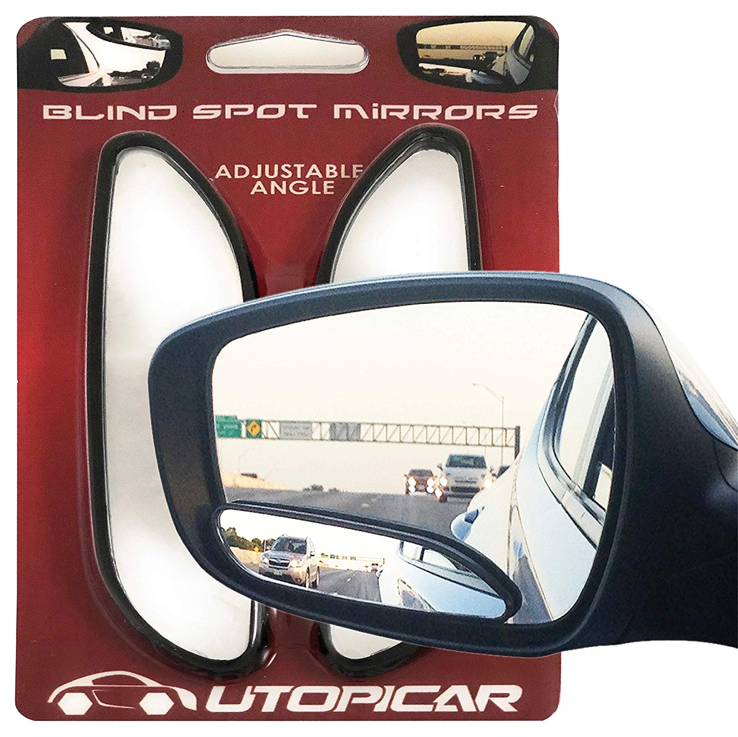 Best Blind Spot Mirrors Review Amp Buyer S Guide In 2019