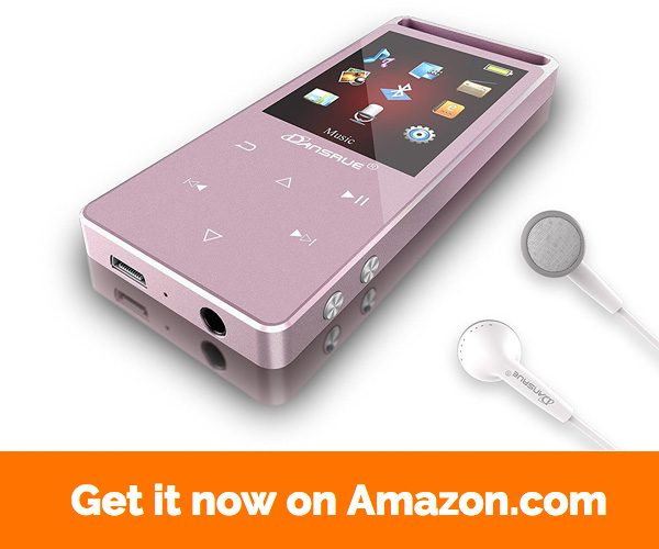 10 Best MP3 Players For Audio Books Review in 2019