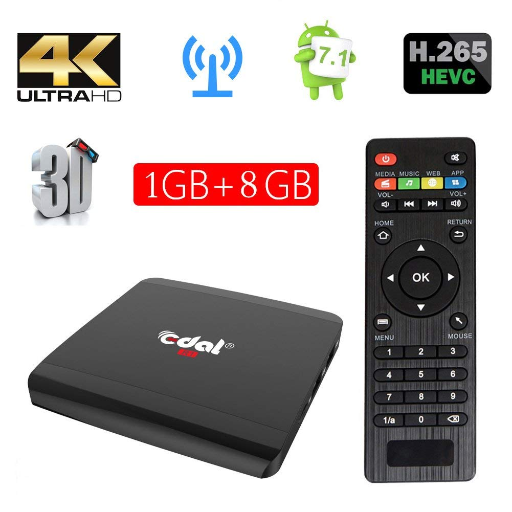 R1 Android 7.1 Smart TV Box