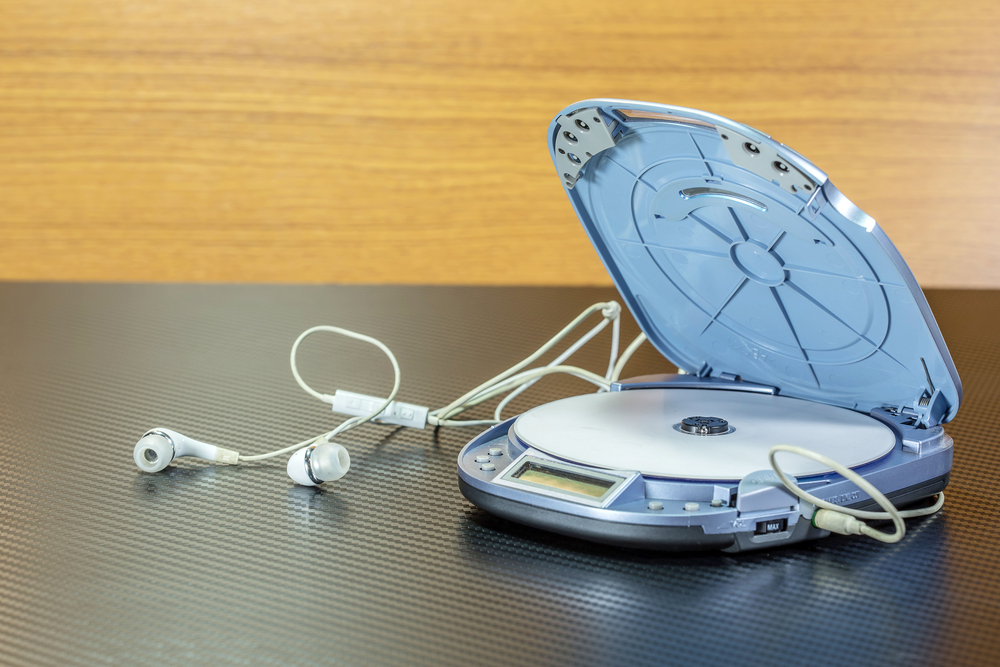 Best Portable CD Players For Audio Books