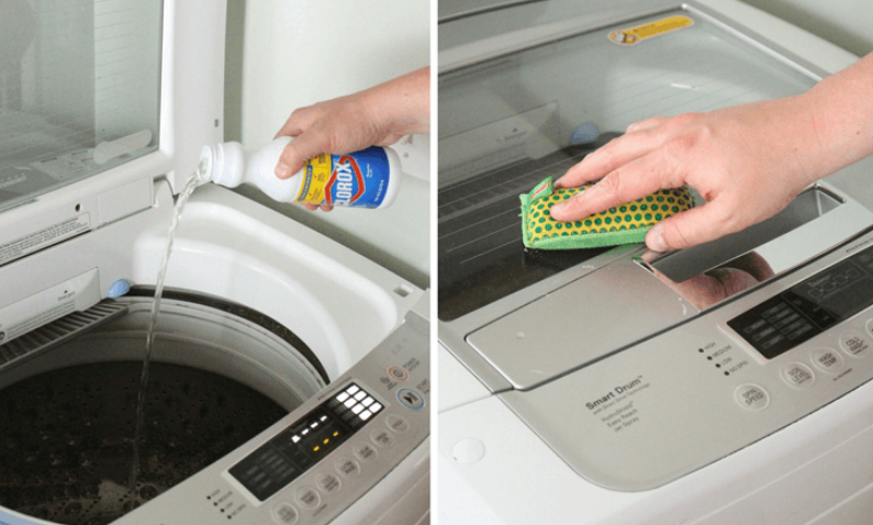 How To Clean Washing Machine Tub With Vinegar? - A ...