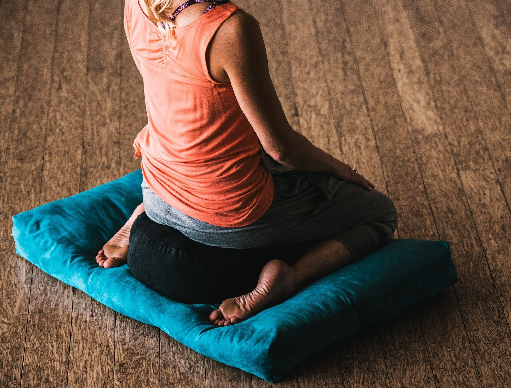 Yoga Meditation Cushion