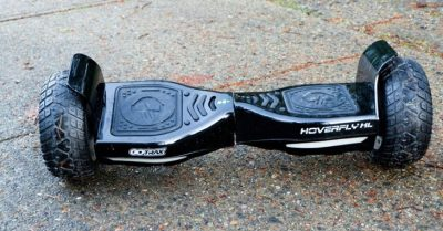 GOTRAX Hoverfly ECO - UL Certified Self Balancing Hoverboard