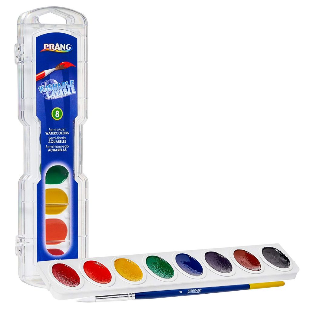 Prang Washable Water Color Set - A Complete Review