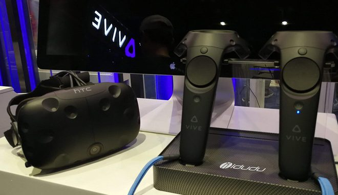 iDudu Magnetic Charging Station for HTC VIVE Controller