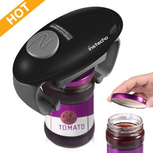 instecho Automatic Jar Bottle Opener