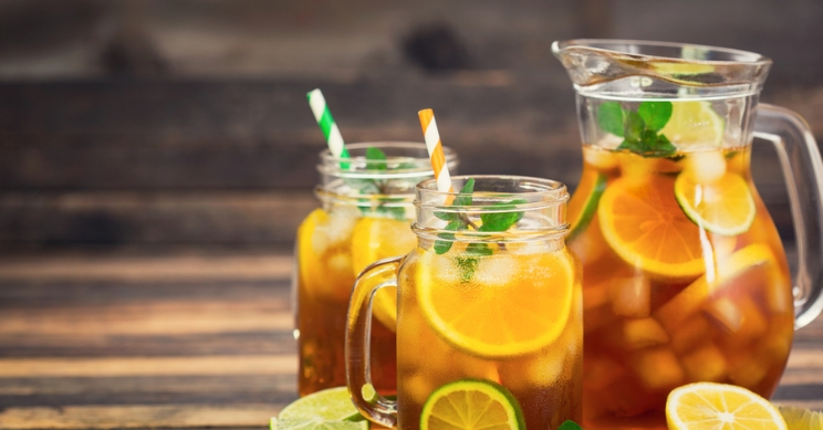 Iced Tea Pitchers