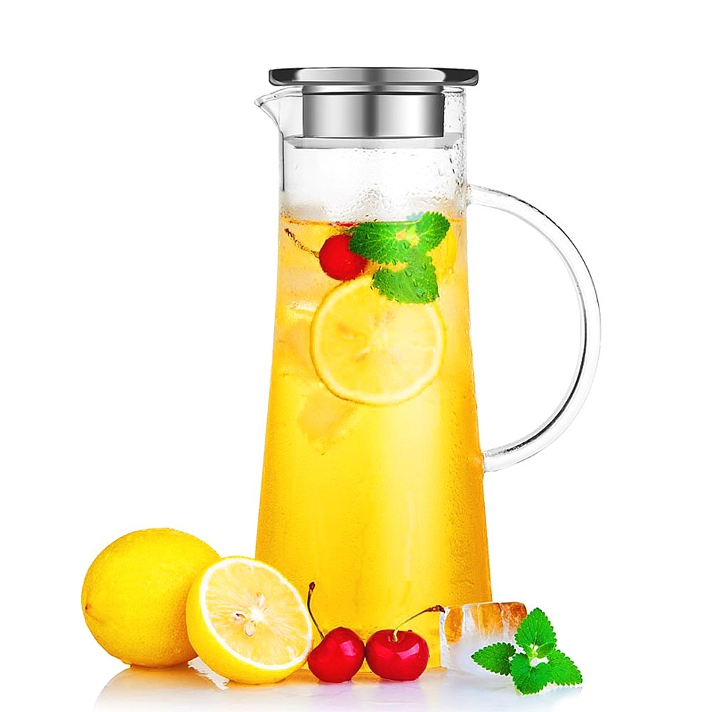 Hiware Iced Tea Pitcher