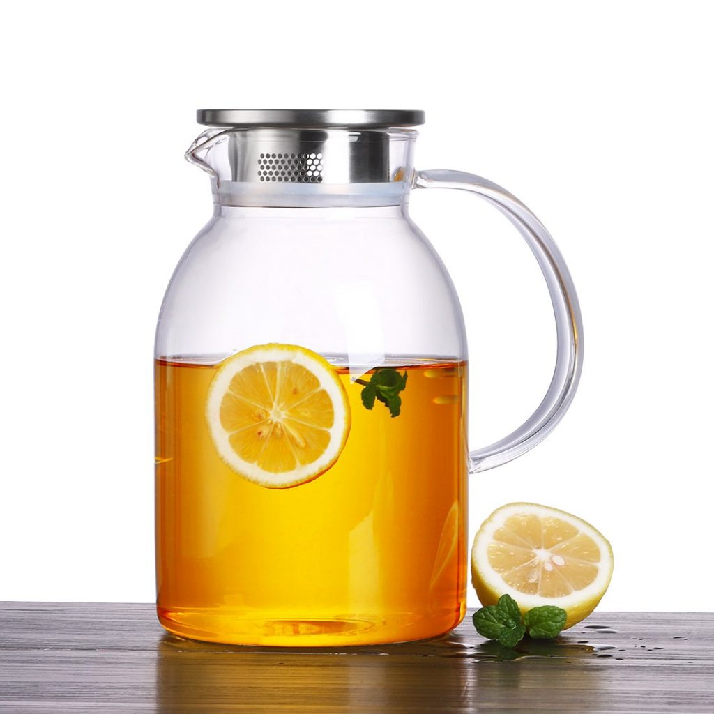 ONEISALL Iced Tea Pitcher