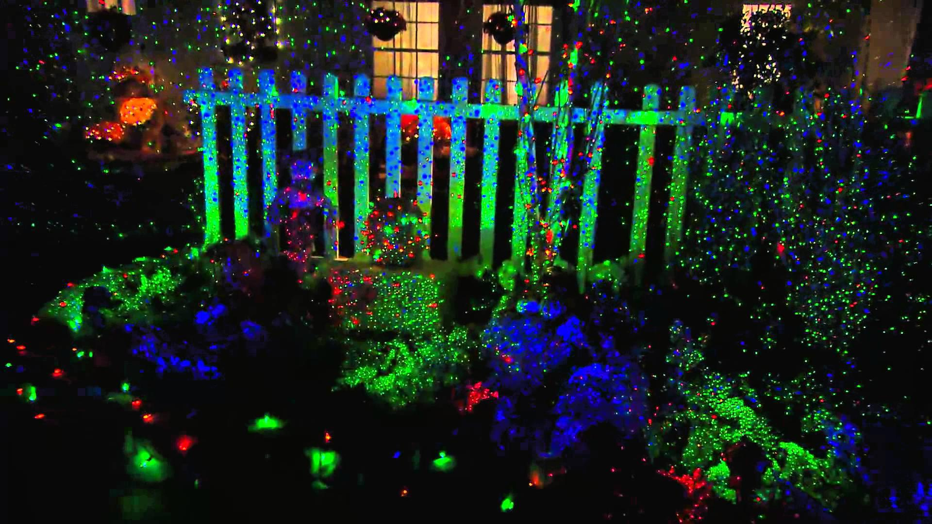 Outdoor Laser light projectors