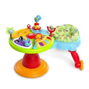 3-in-1 Around We Go Activity Play Saucer Center by Bright Starts