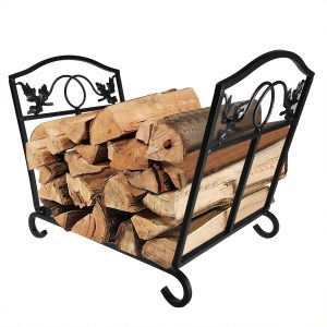 Amagabeli Garden & Home BL0010 Fireplace Log Holder