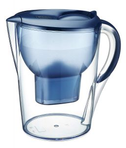 Aqua Blue Alkaline Water Pitcher