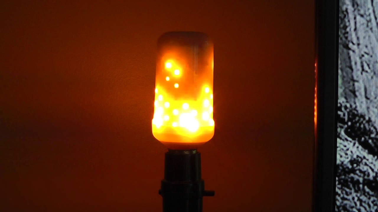 LED Flame Bulbs