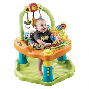 Evenflo ExerSaucer Double Fun Saucer