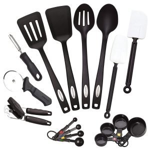 Farber ware Classic 17 - Piece Tool Kitchen Utensil Set