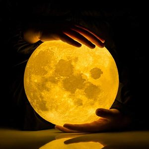 GPJOY Extra Large 3D Moon Lamp