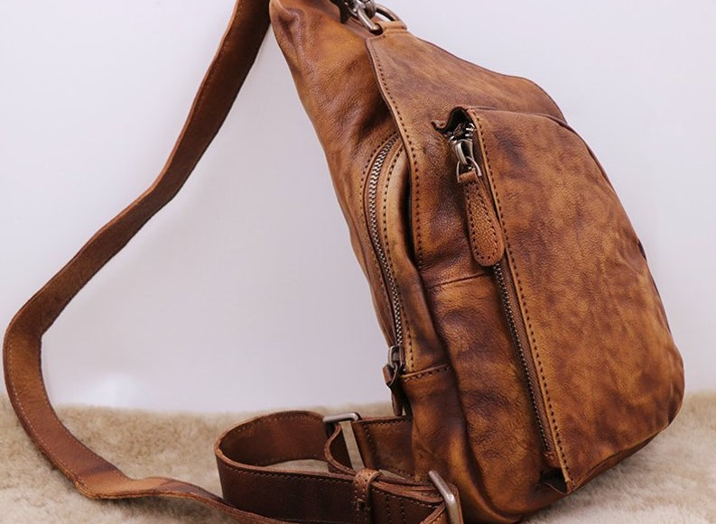 Men's Sling Bag Designs