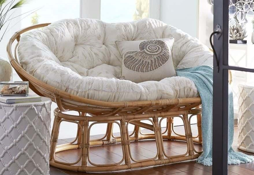 Papasan Chair Cushions and Double Papasan Chairs