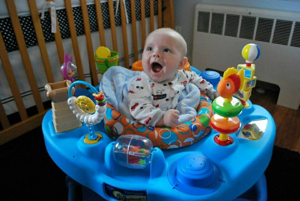Play Saucers for Baby