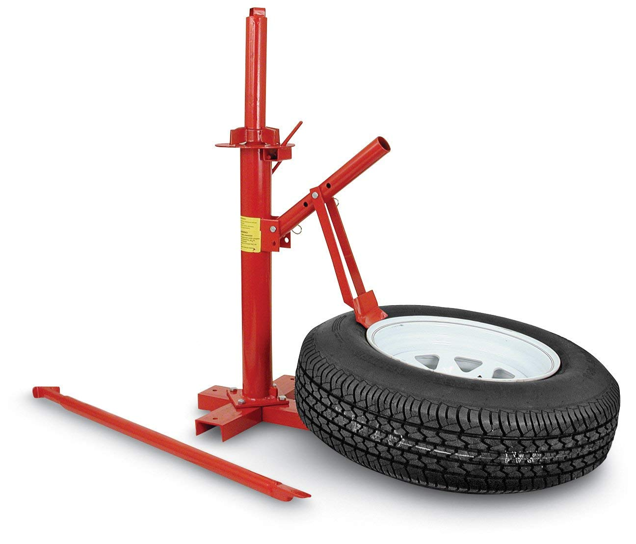 Power Lift Manual Tire Changer