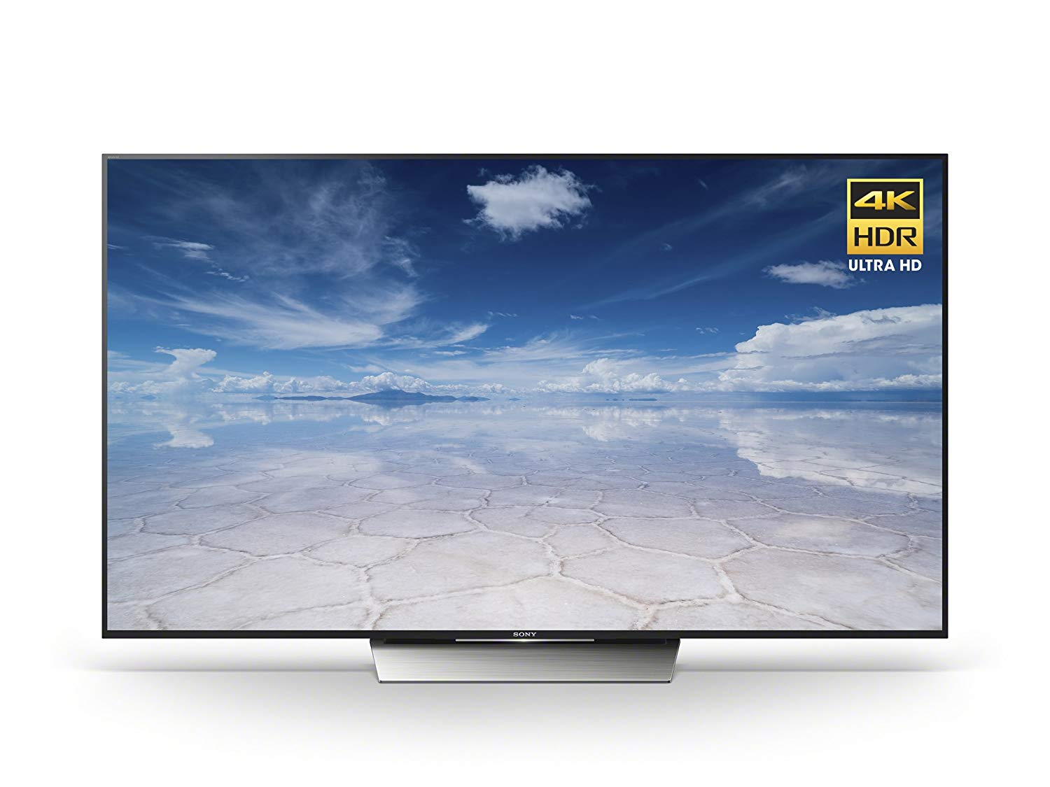 Sony 4K Ultra HD Smart TV