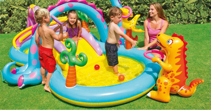 Our Best Inflatable Play Centers List